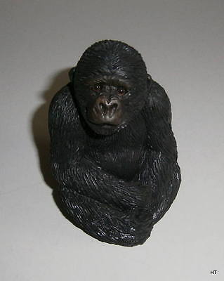 Sandicast Gorilla-Junior Size-Hand Made In Usa 1994-Stone