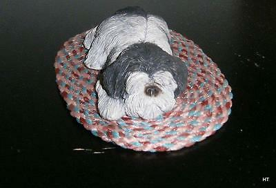 Sandicast Lil'snoozer-Napper -Hand Made In Usa 1993 Stone