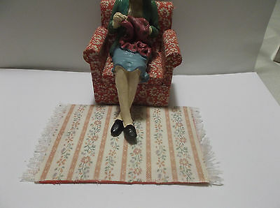 Miniature Doll House Handcrafted Rugs