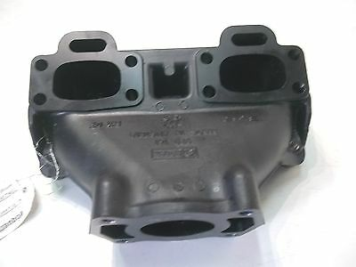 Collecteur Echappement Exhaust Manifold Black Sea Doo Seadoo Gti 2004 420979147