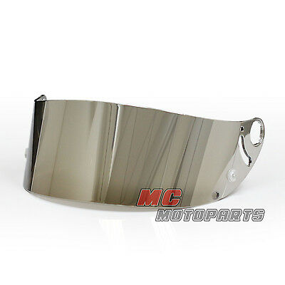 Chorme Visor Shield Helmet For Shark RSR 2 RSR2 RS2 RSX VZ32 carbon rs VZ 3 AU