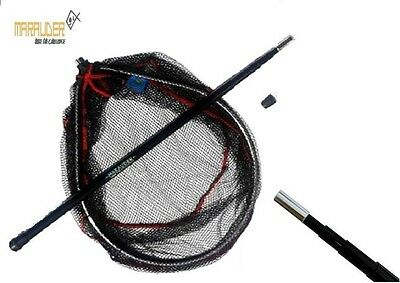 "20"" Landing Net with 2m Telescopic Stalker Handle ( for coarse / carp fishing )#"