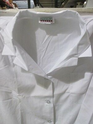 Lab Coats Size 24 Jacket Apples For Life (4D4-02)