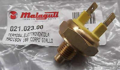 New Genuine Malaguti Madison Phantom Max Coolant Temperature Sensor 021.023.00