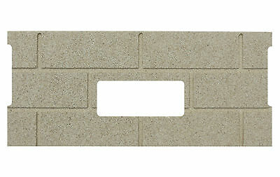 Whitfield Pellet Stove Firebrick Second - [Pp1006R] - Quest Plus   -  17250029