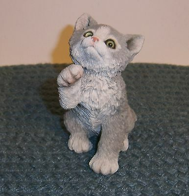 Sandicast Playfull Kitty- Very Rare See Description-Mint