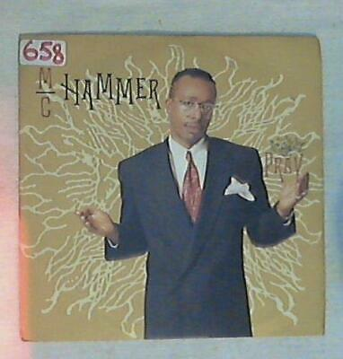 33301 45 giri - 7'' - MC Hammer - Pray