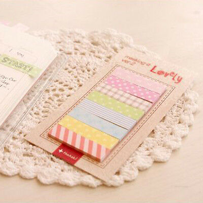 Hot Scrapbooking Stickers Diary Notes School Stationery Memo Marker