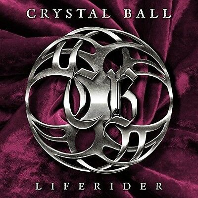 Crystal Ball - Liferider [New CD]