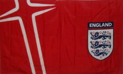 Joblot of 72 England Red Body Flags