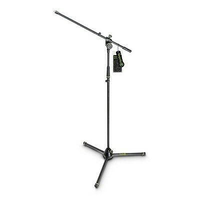 Gravity GMS4321B High Quality Height Adjustable Boom Tripod Microphone Mic Stand