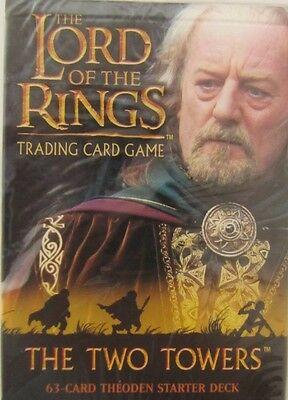Lord of the rings / The Two Towers / Theoden Starter Deck / Trading Card Game