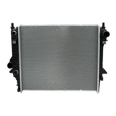 Jaguar S-Type CCX 1999-2007 Saloon From Chassis M45255 Radiator Petrol Automatic