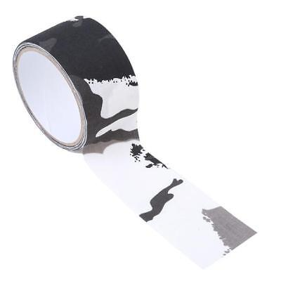 Hotsale 5M/roll Army Camo Wrap Rifle Shooting Hunting Camouflage Stealth Tape LG