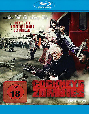 Cockneys vs. Zombies (Michelle Ryan)                             | Blu-ray | 395