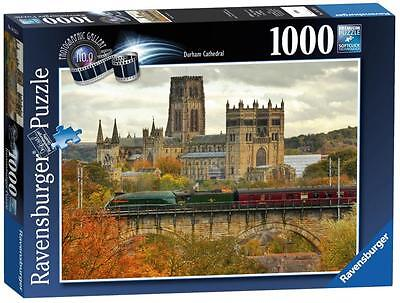 Ravensburger 19555 Durham Cathedral 1000 Pieces Adults Jigsaw Puzzle New Boxed
