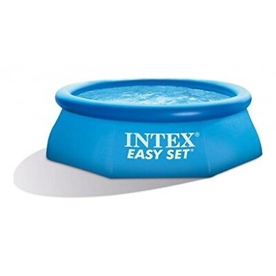 Intex Easy Set Pool 244X76Cm Familienpool 2419 Liter Füllmenge  / Neuware