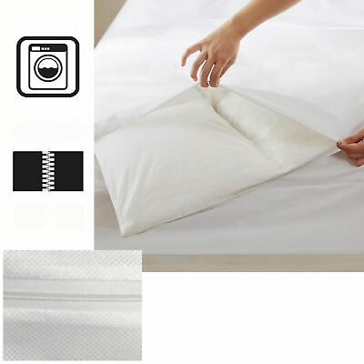 Stain Resistant Quilt / Duvet / Doona Protector - COT SINGLE DOUBLE QUEEN KING