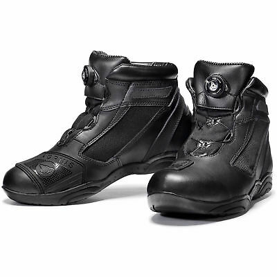 Agrius Lima Motorcycle Short Boot Freelock Scooter Motorbike Sport Racing Bike