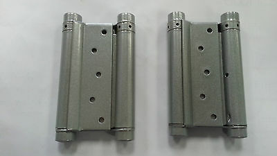 75-175mm Double action (2 way saloon) sprung hinge  HG3005