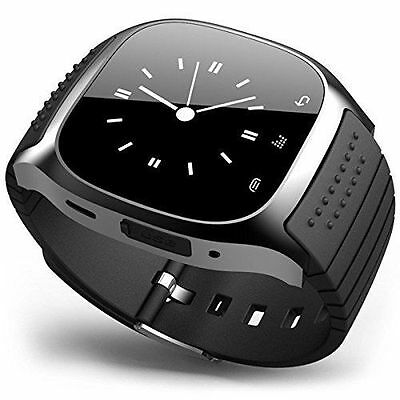 Waterproof Bluetooth Smart Wrist Watch Phone Mate For IOS Android iPhone Samsung