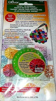 "Clover ""Quick"" YO-YO Maker Small #8700"