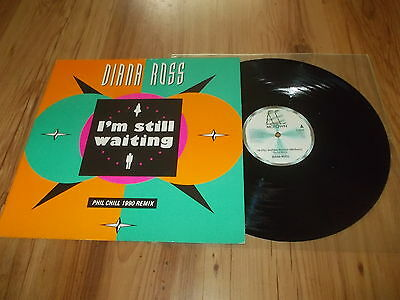 "Diana Ross-I'm still waiting-1990 12"" single"