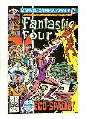 Fantastic Four Vol 1 No 228 Mar 1981 (VFN+) Marvel, Modern Age (1980 - Now)