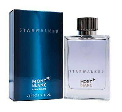 Starwalker by Mont Blanc 2.5 oz EDT Cologne for Men New In Box