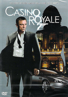 James Bond: Casino Royale (Daniel Craig)                             | DVD | 080