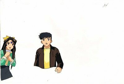 Anime Cel Ah My Goddess 2 cels #47