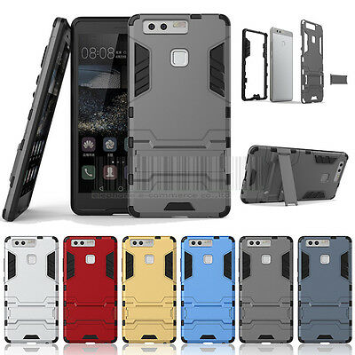 Fr Huawei Ascend  P9/P10/P10 Plus Shockproof Cover Hybrid Protective Rubber Case