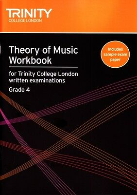 TRINITY THEORY WORKBOOK Grade 4*