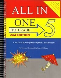 ALL IN ONE TO GRADE 5 Billings Music Theory 2nd Ed
