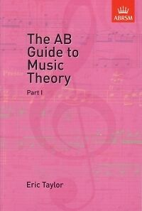 AB GUIDE TO MUSIC THEORY part 1 (Gr 1-5) ABRSM*