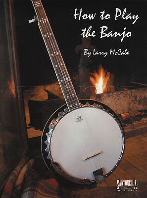 Earl Scruggs and The 5-String Banjo TAB Music Book/CD Learn How to ...