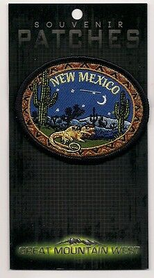Souvenir Tourist Patch - State Of New Mexico