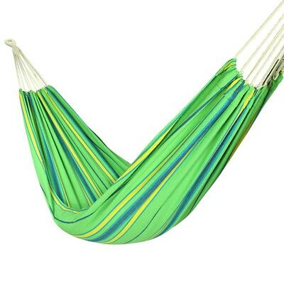 10T Aventurin Double - hammock made from cotton, 240 x 150 cm,  incl. mounting s