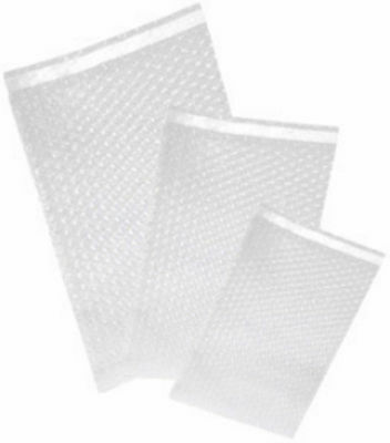 "250 - 6x8.5 BUBBLE OUT BAGS POUCHES WRAP SELF SEAL BUBBLE CLEAR 6""x8.5"""
