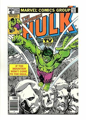 Incredible Hulk Vol 1 No 239 Sep 1979 (VFN+) Marvel, Bronze Age (1970 - 1979)