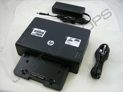 HP ProBook 6545b 6550b 6555b USB 2.0 Fortgeschritten Docking Station Inc 120W
