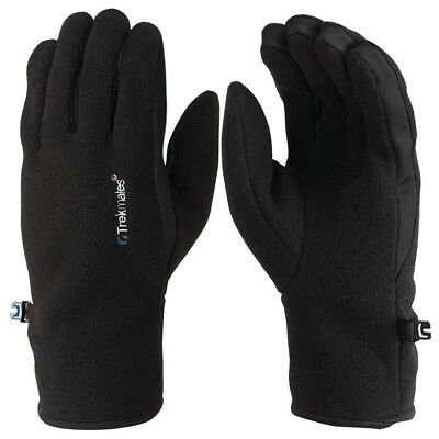 Trekmates Froswick Glove S - light fleece finger gloves, unisex
