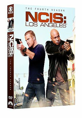 Ncis Los Angeles The Complete Dvd Season 4 Englisch