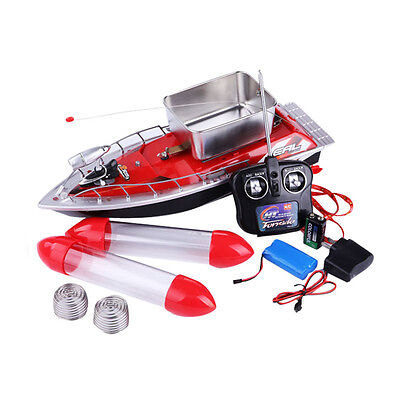 1X Remote Control RC Radio Bait Fish Finder Fishing Nest Lure Boat Ship Gadget