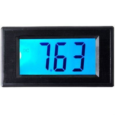 1Pcs AC/DC Powered 4 Wire DC 0-200mV LCD Panel Volt Meter Voltmeter YB5135D