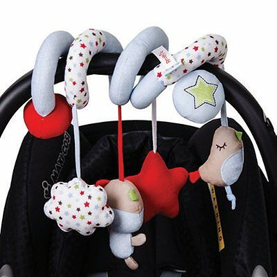 Red Kite Spiraloo Bertie Bear Twisty Baby Activity Toy + Hanging Learning Toys