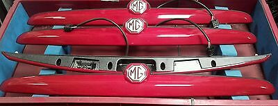 MGZT TOURER (New Genuine) TAILGATE HANDLE ASSEMBLY RIO RED CXB000290CQC