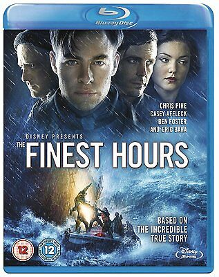 The Finest Hours Blu-Ray Englisch