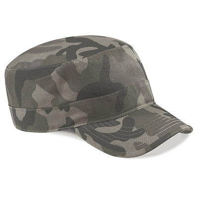 New Field Camouflage Army Surplus Style Military Cap