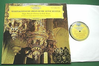Organ Music for Christmas by Early Masters Dietrich W. Prost 136 497 LP